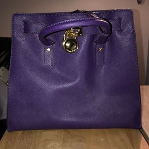 Large authentic Michael Kors handbag